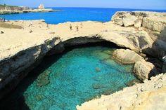 12 piscinas naturais
