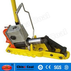 chinacoal03 YBD-196 Hydraulic Rail Track Lifting and Lining Machine for Railway Track hydraulic up dial the way this unit is suitable for various models of rail line to track and dial the way homework, it has the advantages of novel structure, convenient operation, safe and reliable, and not intrusion clearance, working efficiency high, the weight of the characteristics of light. Also suitable for switch a dial the way homework, is railway works departments maintenance line necessary tools.