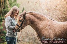 Equine Photography, Essex : Bonnie & Shola - Sophie Callahan Photography