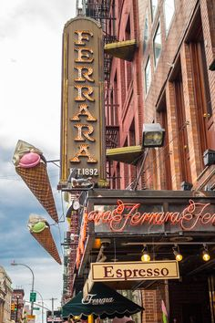 Where to Eat in Little Italy and Chinatown, New York City New York City Vacation, New York City Travel, Little Italy New York, New York Food, Ny Food, A New York Minute, Voyage New York, I Love Nyc, The Best