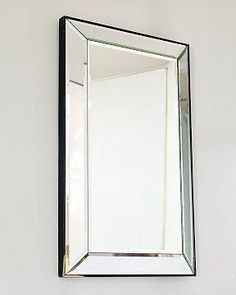 Suzie: Mirrors - Williams-Sonoma Home | Five-Panel Beveled Mirror - beveled, mirror