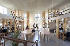 Mamiya Shinichi Design Studio in Nagoya, Japan
