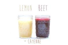 Healthy Juice Recipes: Spicy Beet Lemonade - Free People Blog