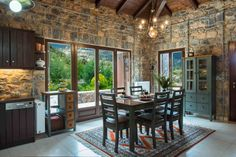 Entire home/flat in Kardaras, Mainalo, Greece. Villa Mainalis is a stylish stone house in an idyllic setting at the slopes of Mainalon Mountain, just away from Athens and less than fro. Toscana, Athens, Ski, Greece, Patio, Seasons, Outdoor Decor, Room, House