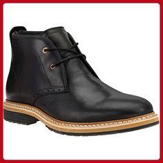 Timberland Men's West Haven Plain Toe Chukka Boot, Black Fog, 8 M US - Mens world (*Amazon Partner-Link)