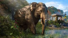 Far Cry 4 Pre-Order Offer . Far Cry Kyrat Edition - Xbox One . Far Cry FORUM. Join the discussion with fellow gamers. Far Cry 4, Elephant Wallpaper, New Wallpaper Hd, Wallpaper Backgrounds, The Witcher, Fallout, Xbox One, Spiritual Photos, Gta 4