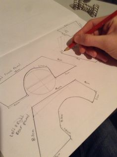 Drawing up Measurements