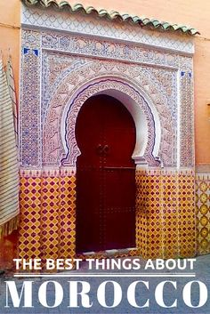 I was a little worried about travelling to Morocco as a female, but was happily surprised at how safe I felt. These are my favourite things about what to see in Morocco, and handy tips and advice for other female travel to Morocco.