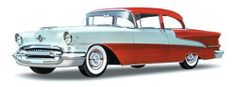 1955 Oldsmobile Super 88 By Welly. Die Cast Metal. 1:18 Scale by Welly. $78.00
