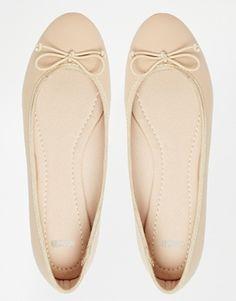 Enlarge ASOS LILY PAD Ballet Flats