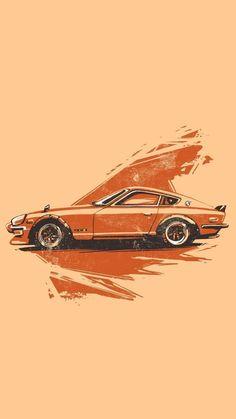 New vintage cars wallpaper automotive art ideas Auto Illustration, Lamborghini, Ferrari, Car Animation, Cool Car Drawings, Automobile, Jdm Wallpaper, Car Posters, Automotive Art