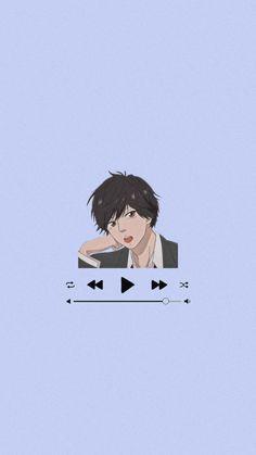 Kou Mabuchi Wallpaper Ao Haru Ride Anime Otaku Background Animes Wallpapers, Cute Wallpapers, Anime Love, Anime Guys, Mabuchi Kou, Otaku, Ao Haru, Blue Springs Ride, Kimi Ni Todoke
