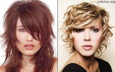 cabelo femininos repicados
