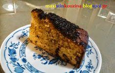Μάχη στην κουζίνα: Κέικ Με Πολτό Πορτοκαλιού Και Σοκολάτα