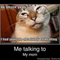 Talking To moms