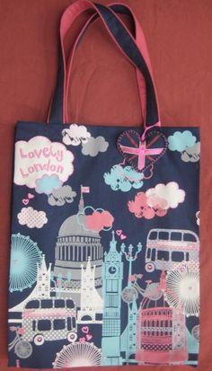 Lovely London Shopper