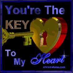 Another valentines image: (Key_To_My_Heart) for MySpace from ChromaLuna