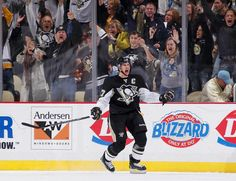 Sidney Crosby ... miss him!