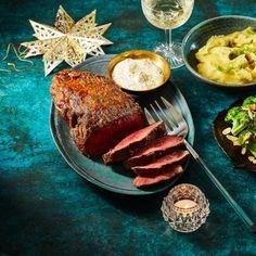 Sunday Roast, Steak, French Toast, Sandwiches, Good Food, Broccoli, Breakfast, Recipes, Christmas