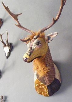Essential Trend: Faux Taxidermy - No Animal Was Harmed... - L' Essenziale