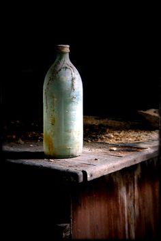 Old Bottles Never Enough