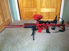 Paintball Marker Sniper Rifle | eBay