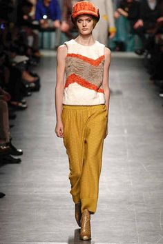 Missoni Fall 2014 Ready-to-Wear Collection Slideshow on Style.com