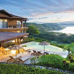 Villas Vista Hermosa, Costa Rica - maybe my new residence. . . in a dream!
