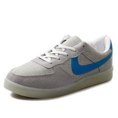 Leuchtende Schuhe BlaueLogo Billig Damen