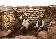 A trench on the Albanian front in A soldier receives a hair cut from an Alpine barber. Original copyright The British Library – view original Ww1 Soldiers, Canadian Soldiers, Wwi, World War One, First World, Commonwealth, The More You Know, The Help, Black N White Images