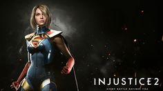 Injustice 2 Supergirl Gameplay