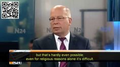 German Chief Police explains the truth about refugees