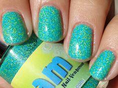 Floam nail polish....cool!