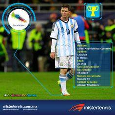 Considerado por muchos el mejor jugador de la historia, Lionel Messi ha ganado casi todo a lo que un futbolista puede aspirar.  Múltiple campeón de Europa con su club y 4 veces ganador del balón de oro, el argentino aún tiene el mundial como cuenta pendiente.  Capitaneando a una selección argentina considerada siempre como candidata al título, Lionel Messi buscará llevar a la albiceleste a ganar su tercera Copa del Mundo.