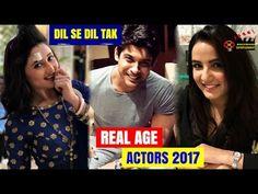 Real Age of Dil Se Dil Tak Actors Parth Shorvori Teni 2017