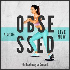 What is Autumn Calabrese's A LITTLE OBSESSED? Is it different than 80 Day Obsession? How to try it and Beachbody on Demand for Free! #80dayobsession #autumncalabrese #21dayfix #beachbodondemand #athomeworkouts #workoutathome #totalbodyworkouts