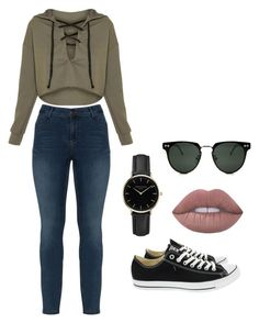 """""""Untitled #1"""" by natalya-river ❤ liked on Polyvore featuring Zizzi, Converse, ROSEFIELD and Spitfire"""