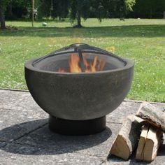 B&Q Caleta Clay Firebowl: Image 3