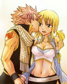 Fairy Tail, Natsu + Lucy, (NaLu)