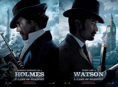 Sherlock Holmes Movie Wallpaper