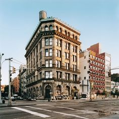 this 72 room, 30,000 sq ft former bank in the Bowery is now a single family home.
