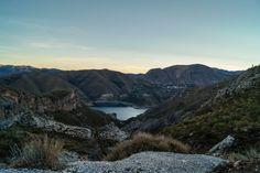 Sunrise in Sierra Nevada, Spain