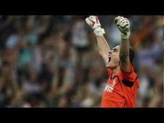 Iker Casillas  La Humildad del Campeon