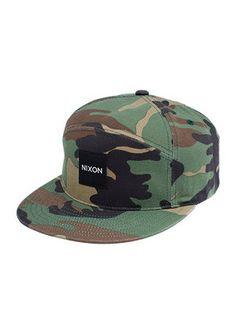 Snapper Print Snap Back Hat - Woodland Camo Rave Gear, Woodland Camo, Camo Shirts, Hip Hop Outfits, Cool Hats, Snap Backs, Mens Caps, Snapback Hats, Hats For Men