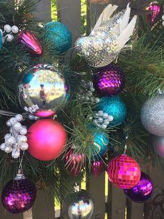 Brighton Melbourne, Ornament Wreath, Ornaments, Wreaths, Holiday Decor, Home Decor, Decoration Home, Door Wreaths, Room Decor