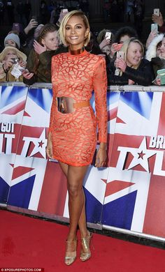There's no missing her! Alesha Dixon was fabulous on Friday at the Liverpool audition of B...
