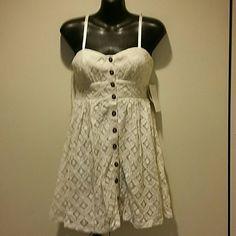 Short Summer Dress Small, Medium, Ex Small