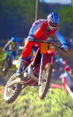 David bailey # Honda # motocross # mx