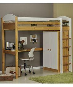 13 best single loft bed images lofted beds suspended bed bunk beds rh pinterest com