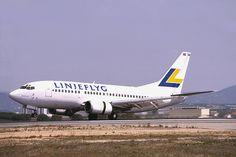 1993 - Linjeflyg